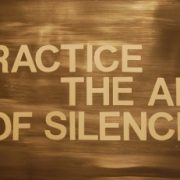 Silence in coaching