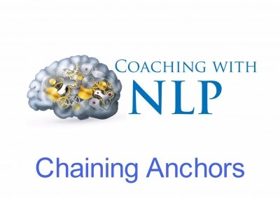 Chaining Anchors