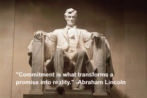 Maintain Commitment