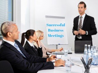 Successful Business Meeting