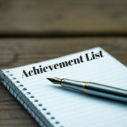 Achievement List
