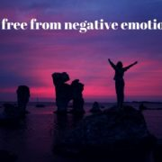 Suppressing emotions